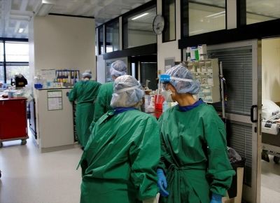 Γερμανία: Eμβολιασμένοι οι περισσότεροι στις ΜΕΘ, δηλώνει ο πρόεδρος των Εντατικολόγων