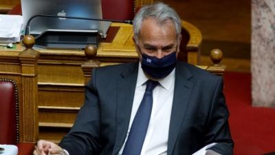 Βορίδης: Ο ΣΥΡΙΖΑ αρνείται για μια ακόμα φορά να διευκολύνει την ψήφο των Ελλήνων του εξωτερικού