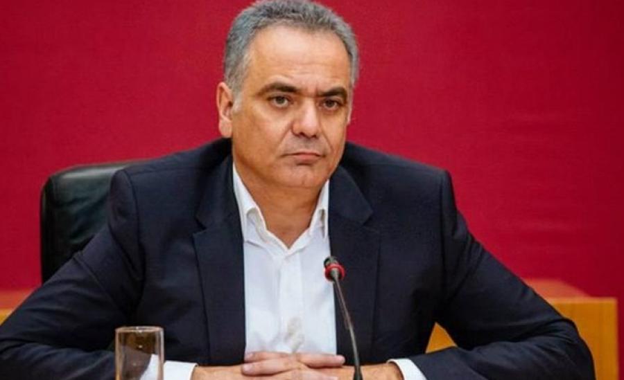 Σκουρλέτης: Πολιτική ομηρία Μητσοτάκη από τον Σαμαρά - Εξηγεί την έλλειψη στρατηγικής για τα ελληνοτουρκικά