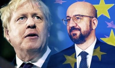 Johnson (Hνωμένο Βασίλειο) προς Michel (EE): Αρχίζει μια νέα σχέση με την Ευρωπαϊκή Ένωση