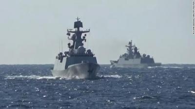 Κίνα και Ρωσία: Πρώτη κοινή περιπολία στο δυτικό Ειρηνικό – Το μήνυμα στη συμμαχία AUKUS