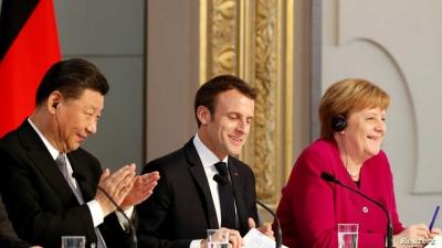 Κίνα: Ενίσχυση συνεργασίας με Γαλλία και Γερμανία για την κλιματική αλλαγή