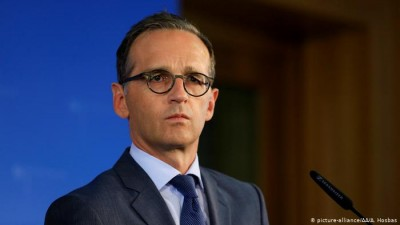 Maas (Γερμανία): Επαινεί το έργο της Ελλάδας στην προεδρία του Συμβουλίου της Ευρώπης