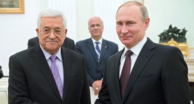 Κρεμλίνο: Με τον Abbas θα συναντηθεί ο Putin στις 12 Φεβρουαρίου 2018