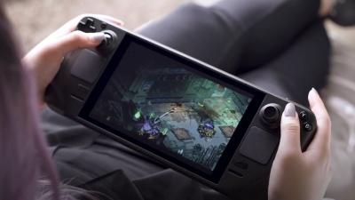 H Valve επεκτείνεται στο mobile gaming με το Steam Deck
