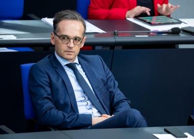 Maas (ΥΠΕΞ Γερμανίας): Και απειλή κυρώσεων προς τη Ρωσία αλλά και ολοκλήρωση του project Nord Stream 2