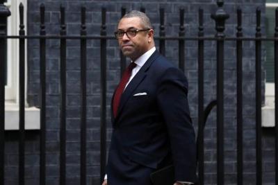 Βρετανία: Ο James Cleverly,ο ενδέκατος υποψήφιος για τη διαδοχή της May