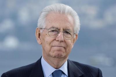 Monti: Η Ιταλία εξακολουθεί να κινδυνεύει να τεθεί να βρεθεί υπό την εποπτεία της τρόικας