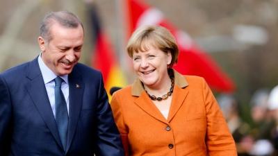 Αναβαθμισμένος ο Erdogan με συναντήσεις... κορυφής στο ΝΑΤΟ (14/6) - «Nein» Merkel σε Μητσοτάκη - Το διάταγμα Biden για τη Συμφωνία των Πρεσπών