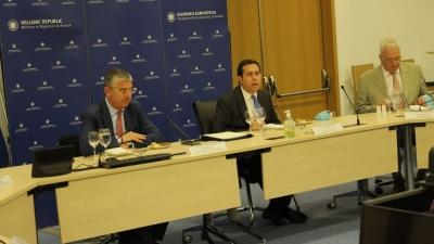 Μηταράκης (υπουργός Μετανάστευσης): Χρηματοδοτικά εργαλεία από τη CEB για τη διαχείριση του μεταναστευτικού