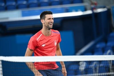 Τζόκοβιτς: «Νιώθω έτοιμος να παίξω το καλύτερό μου τένις»