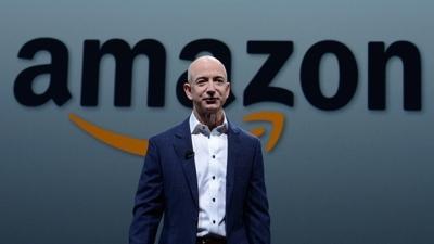 Ταξίδι στο...διάστημα για τον Jeff Bezos