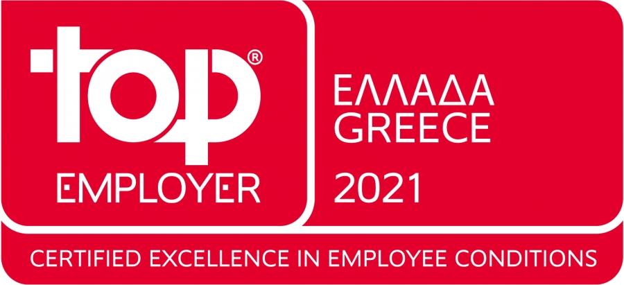 ΝΝ Hellas: Τοp Employer 2021