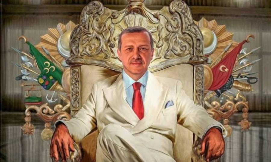 Δύο χρόνια αφότου ο Erdogan έγινε «σουλτάνος» και η Τουρκία το «γιουσουφάκι» του