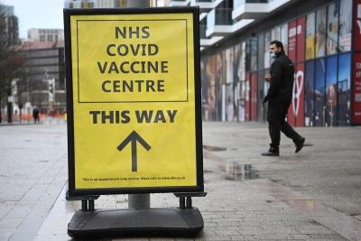 Βρετανία: Μειώθηκαν κατά 4,6% τα κρούσματα Covid σε μία εβδομάδα