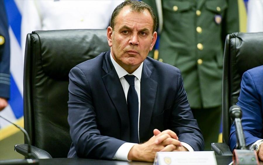 Παναγιωτόπουλος (ΥΕΘΑ): Η Ελλάδα έχει πάντα την ετοιμότητα να προασπίσει τα κυριαρχικά της δικαιώματα