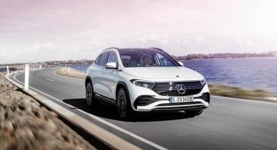 Η Mercedes EQA θα κυκλοφορήσει στην Ελλάδα αυτή την άνοιξη