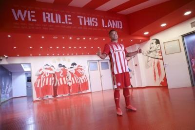 Επίσημα ποδοσφαιριστής του Ολυμπιακού ο Κουντέ!