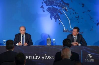 ΑΔΜΗΕ: Ξεκινά η ηλεκτρική διασύνδεση Κρήτης - Αττικής - Χατζηδάκης: Νέο κεφάλαιο ενεργειακής βεβαιότητας