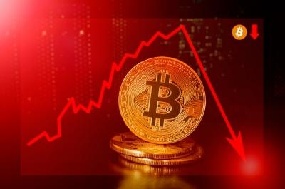 Καταρρέει το Bitcoin, λόγω Κίνας, Musk, στο -50% σε 5 μέρες - Κραχ σε όλα τα κρυπτονομίσματα, απώλειες 1 τρισ. από 14/5