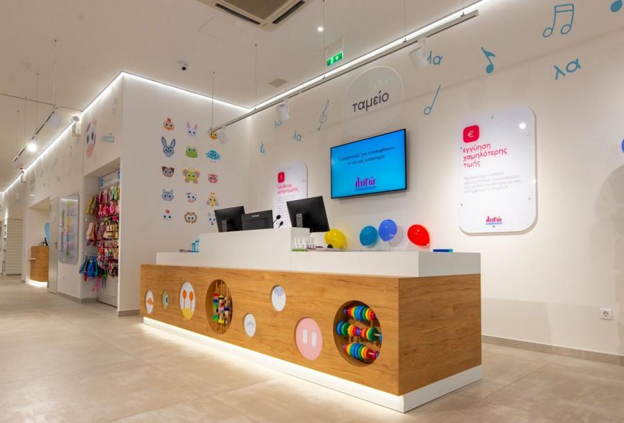 Η STIRIXIS Group δημιουργεί το νέο retail concept για τη Λητώ Βρεφικά Πολυκαταστήματα