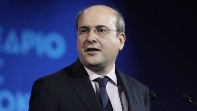Οι 6 στόχοι του Κωστή Χατζηδάκη ως υπουργού Εργασίας και οι κοινοί παρονομαστές στις αλλαγές στο εργασιακό