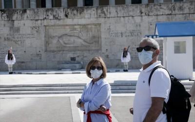 Η διασπορά του κορωνοϊού στην Ελλάδα σε 6 γραφήματα - Με υψηλές ταχύτητες κινείται ο ιός
