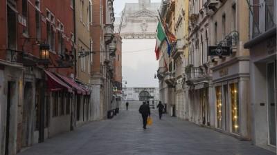 Ιταλία: «Λουκέτο» 390.000 σε επιχειρήσεις και κόστος 120 δισ. ευρώ εξαιτίας της πανδημίας