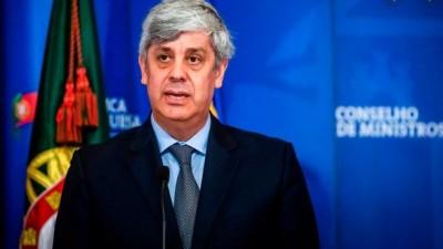Ο Mario Centeno διορίστηκε πρόεδρος της Κεντρικής Τράπεζας της Πορτογαλίας