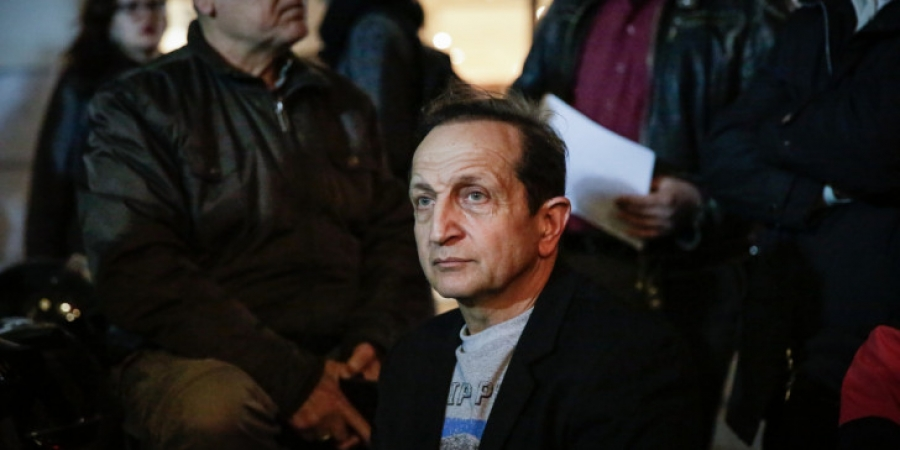 Μπιμπίλας: Με τον Λιγνάδη επί 40 χρόνια δεν είχαμε καμία επαφή