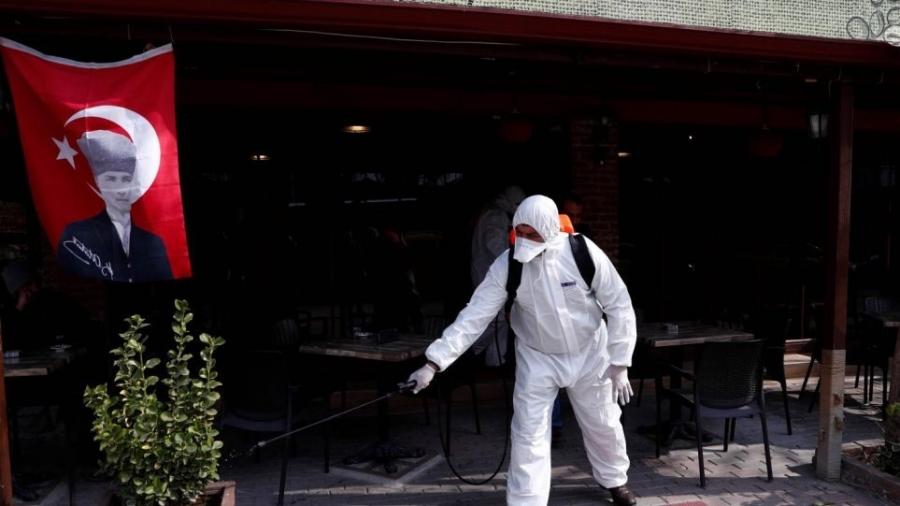 Τουρκία: Πάνω από 10.000 τα νέα κρούσματα κορονοϊού, για πρώτη φορά από τα μέσα Μαΐου