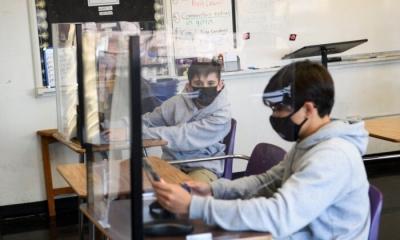 Καλιφόρνια: Μάσκα και για τους εμβολιασμένους μαθητές το φθινόπωρο