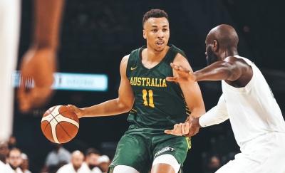 Αυστραλία – Νιγηρία 108-69: Περίπατος με τα δεύτερα