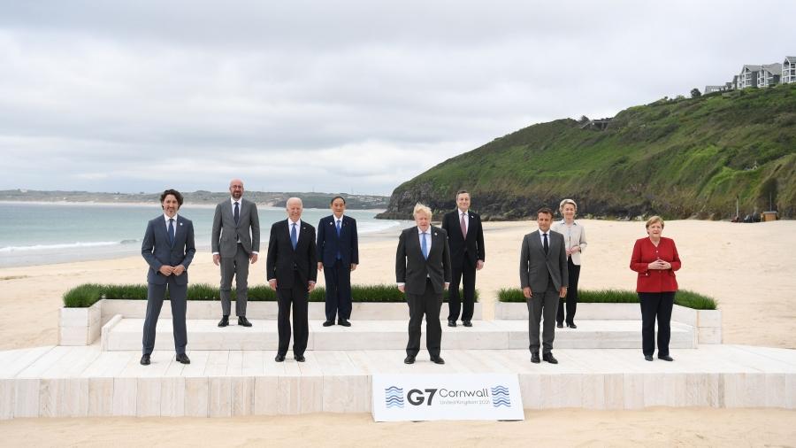 G7: Επιτυγχάνεται συναίνεση για το ντάμπινγκ στην Κίνα και την παραβίαση των ανθρωπίνων δικαιωμάτων