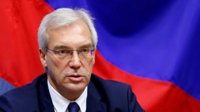 Grushko: Η Ρωσία θα απαντήσει σκληρά στην πίεση από πλευράς Δύσης
