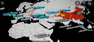 Μπορούν (;) οι G7 να αντιμετωπίσουν τον κινεζικό δρόμου του μεταξιού