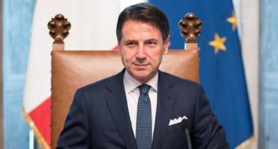Ιταλία: Aύριο Τρίτη 26/1, παραιτείται ο πρωθυπουργός Conte, για να σχηματίσει νέα κυβέρνηση εθνικής σωτηρίας