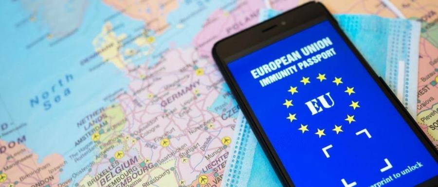 Πιστοποιητικά εμβολιασμού θεσπίζει η Ευρώπη ως το καλοκαίρι 2021 - Αποτελεσματικά τα εμβόλια Pfizer (94%), CureVac σε μεταλλάξεις