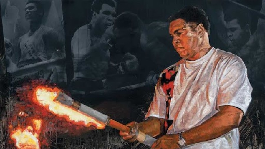 Olympic stories (Atlanta, 1996): Η «δύναμη» ψυχής του Μοχάμεντ Άλι που… άναψε την Ολυμπιακή φλόγα!