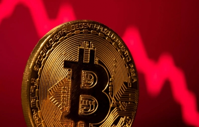 Νέα βουτιά για Bitcoin – Υποχώρησε κατά 13%  στα 33.260 δολάρια