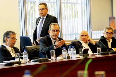 Ο Ανδρέας Ηλιάδης ο πρώην CEO της Κύπρου…ίσως αποφύγει τα χειρότερα με πρόστιμο... και η πρόταση Βγενόπουλου