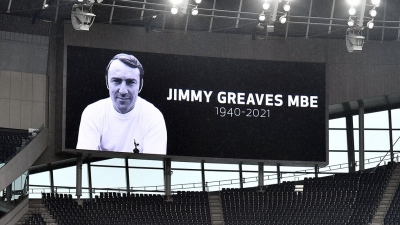 Τότεναμ για Τζίμι Γκριβς: «Θα τον θυμόμαστε μ' ένα χειροκρότημα πριν τη σέντρα»