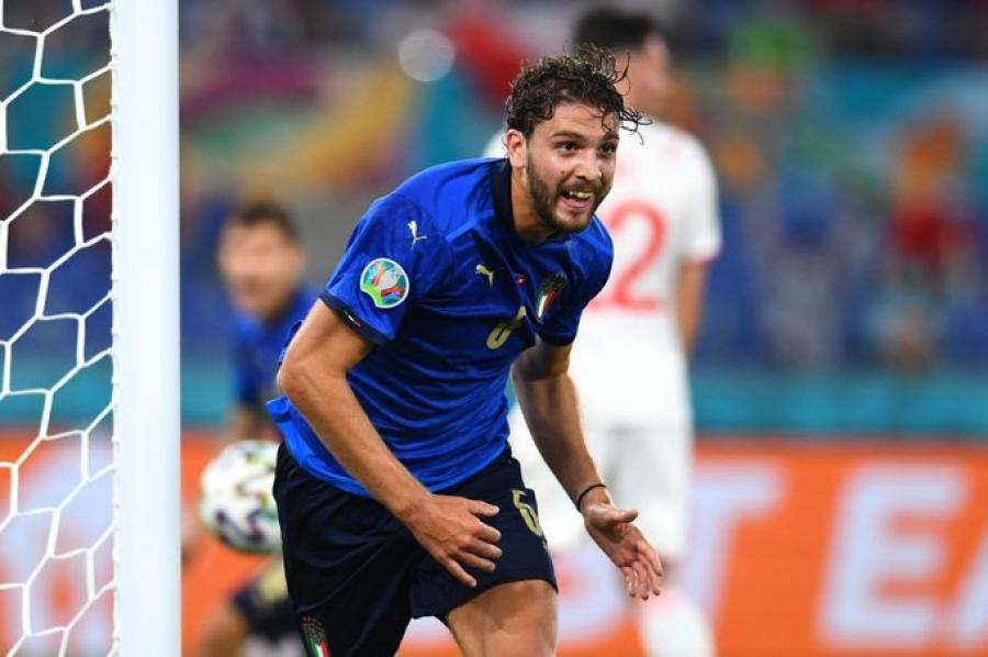 Ιταλία – Ελβετία 1-0: Ο Λοκατέλι άνοιξε το σκορ για την «Σκουάντρα Ατζούρα»! (video)