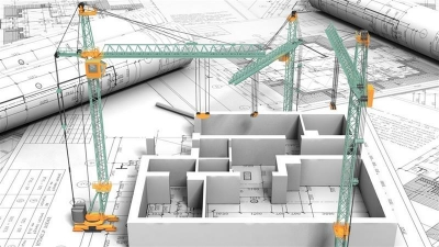 Αυξήθηκαν 6,4% οι οικοδομικές άδειες τον Ιανουάριο του 2021