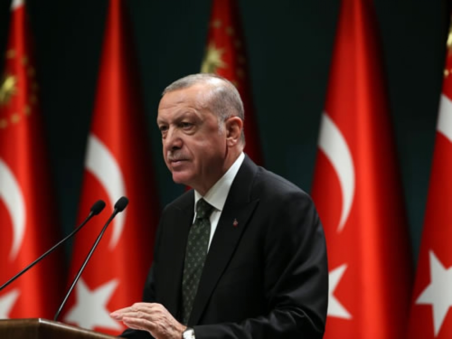 Erdogan: Θα καταστήσουμε την τουρκική οικονομία μία από τις 10 κορυφαίες στον κόσμο