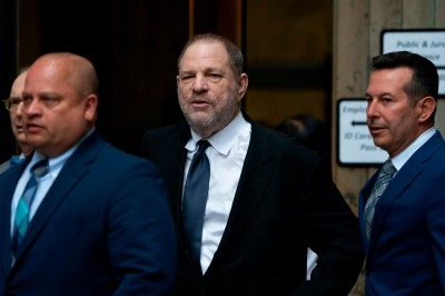 ΗΠΑ: Απορρίφθηκε το αίτημα αποφυλάκισης του Harvey Weinstein