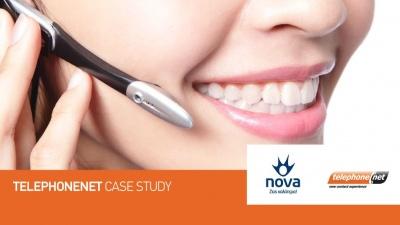 Συνεργασία Nova και TelephoneNet