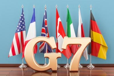 G7: Συναίνεση στην πρόταση του ΔΝΤ για έκδοση χρέους 500 δισ. για την ενίσχυση κρατών χαμηλού εισοδήματος