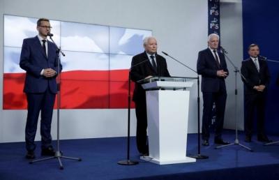 Πολωνία: Σε έντονη δοκιμασία η συνοχή του κυβερνητικού συνασπισμού – Πολιτική αβεβαιότητα
