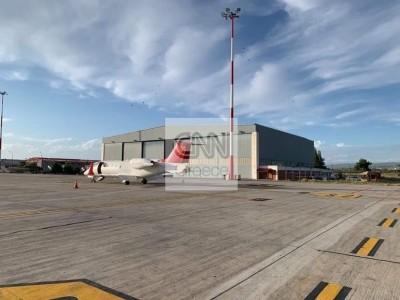 Στη Θεσσαλονίκη το πρωθυπουργικό αεροσκάφος της Βόρειας Μακεδονίας - Άγνωστος ο επιβάτης